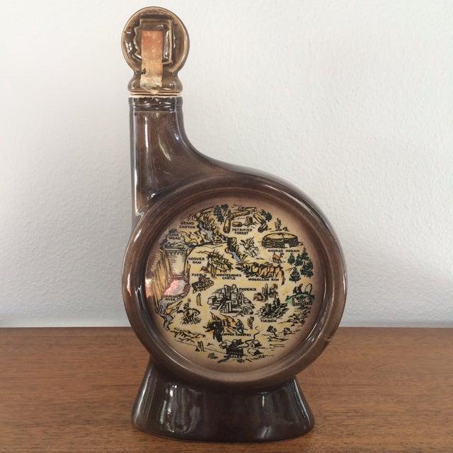Image of Vintage Jim Beam Whisky Bottle