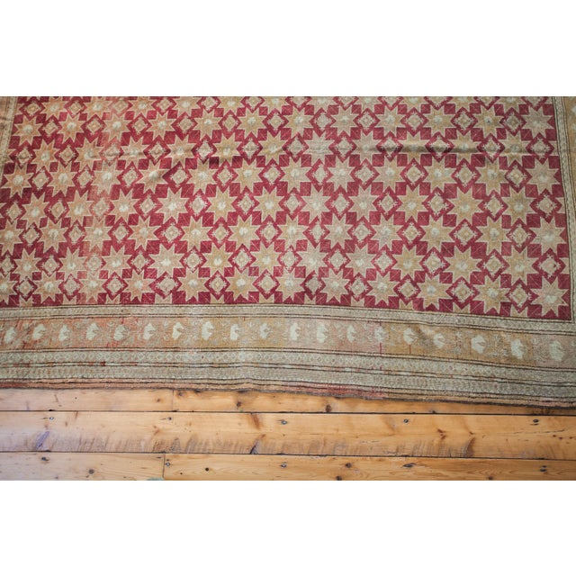 "Vintage Oushak Carpet - 6'3"" x 8'9"" - Image 2 of 4"
