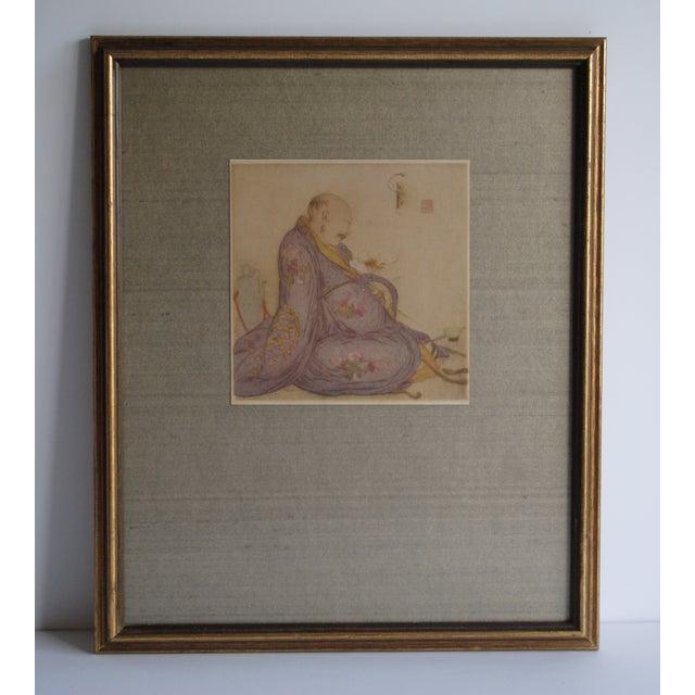 Vintage Asian Prints - Set of 2 - Image 7 of 10