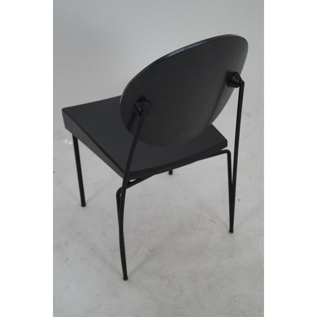 Dakota Jackson Dining Chairs Set Of 6 Chairish