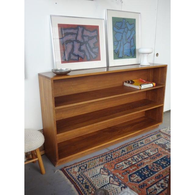 Solid Walnut Studio Bookshelf - Image 9 of 10