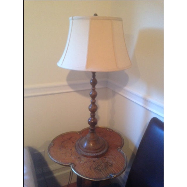 Image of Classic Table Lamps - Pair