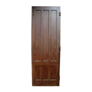 Tall Pine Interior Salvaged Door