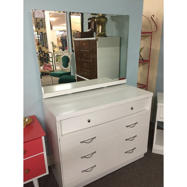 Image of 1960's Midcentury Modern Dresser