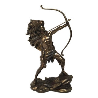 'Daniel and the Lions' Figurine