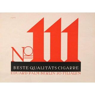 1923 Geman Design Poster, No. 111