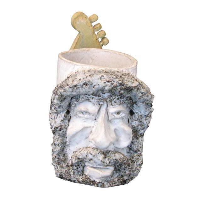 Jerry Garcia Heavy Pottery Mug - Image 1 of 7