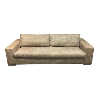 Cierre Denver Maxi Leather Sofa