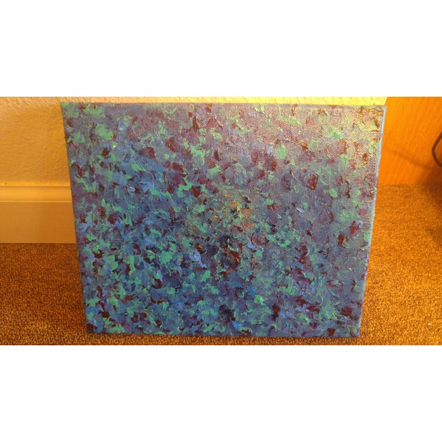 'Sea of Blue' Contemporary Painting - Image 2 of 5