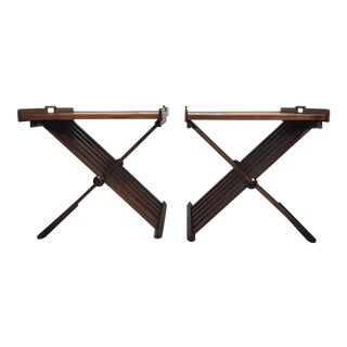 Drexel Mid-Century Modern Declaration Tables - A Pair
