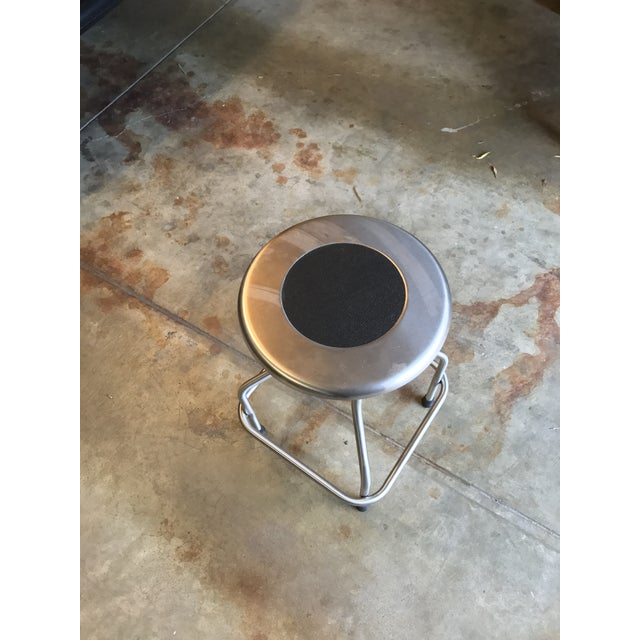 Design Within Reach Precision Stools - Set of 4 - Image 4 of 4