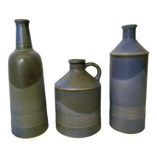 Franco Bucci for Laboratorio Pesaro Vases - Set of 3