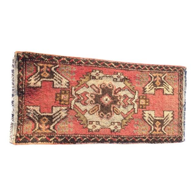Anatolian Persian Rug, 18x40 - Image 1 of 7