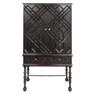 Selamat Designs Mayfair Lattice Hutch