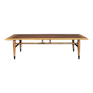 Lane Acclaim Mid-Century Coffee Table