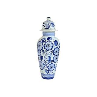 Mid-Century Delft Jar