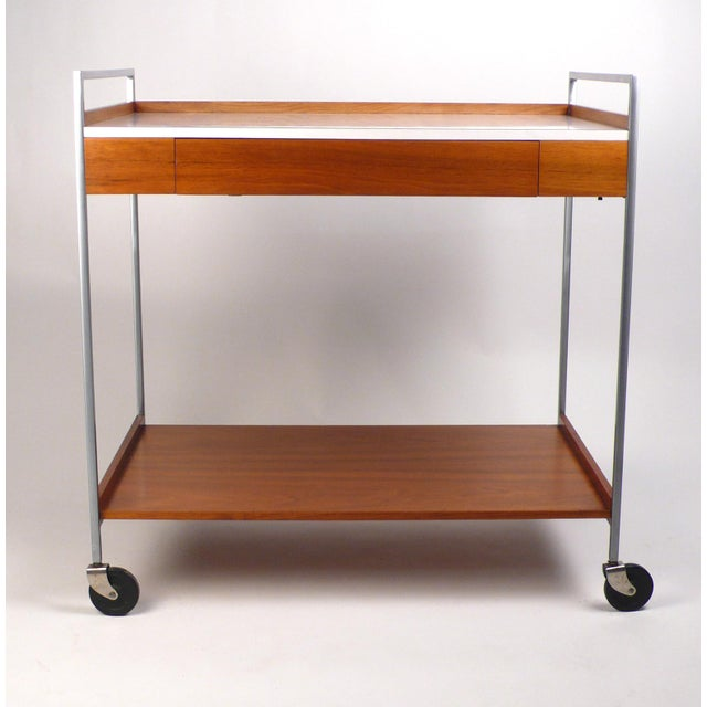 Rare Server by George Nelson - Image 5 of 10