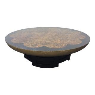Kittinger Oil Drop Lotus Coffee Table