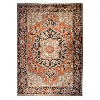 19th Century Persian Serapi Rug
