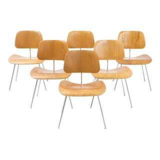 Mid-Century DCM Chairs - Set of 12