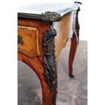 Image of Antique Louis XV 19th Century Writing Desk