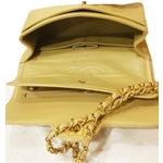 Image of Chanel Lambskin 1st Generation 2.55 Beige Bag