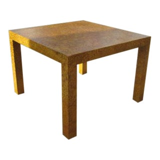 Henredon Faux Painted Coffee Table