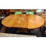 Image of Vintage Empire Revival Oak Table