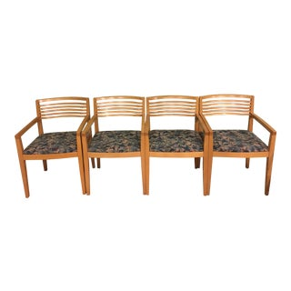 Knoll Dining Chairs - Set of 4