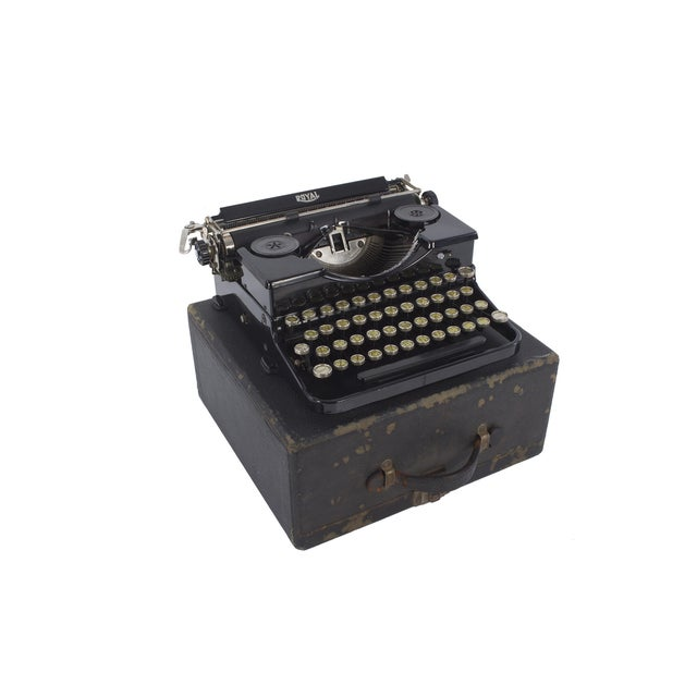 Royal Portable Typewriter - Image 4 of 5