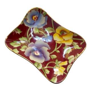 Antique Royal Winton June Festival Trinket Plate