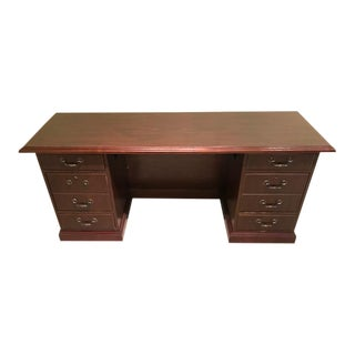 Traditional Mahogony Desk