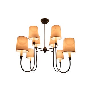 Visual Comfort Vendome Bronze Chandelier