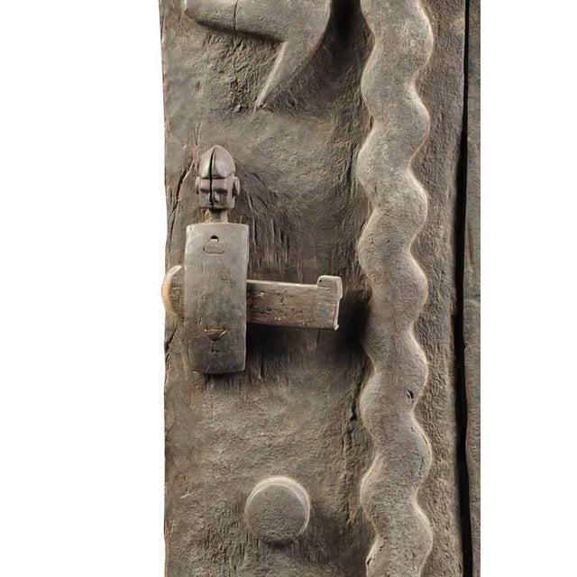 Image of Monumental Hardwood African Granary Door