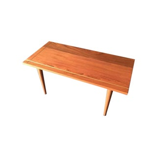 Hand Made Mid-Century Style Coffee Table