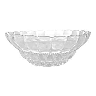 Optic Bubble Glass Bowl