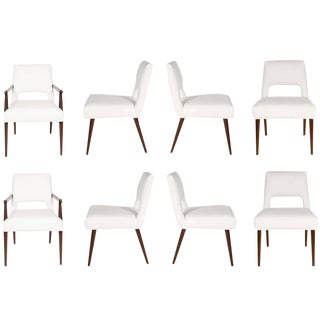 Set of Eight Hofford Dining Chairs