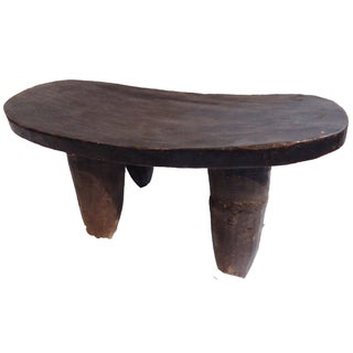 Senufo Low Milk Stool