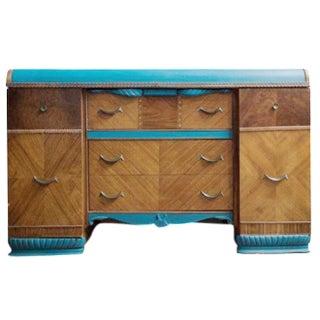 Parquet Art Deco Dresser