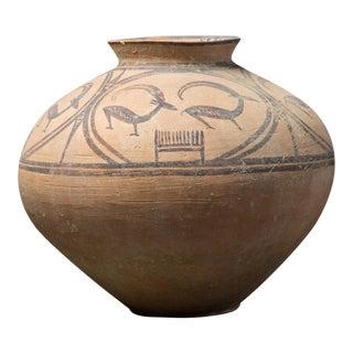 Kulli Slip-painted Terracotta Jar