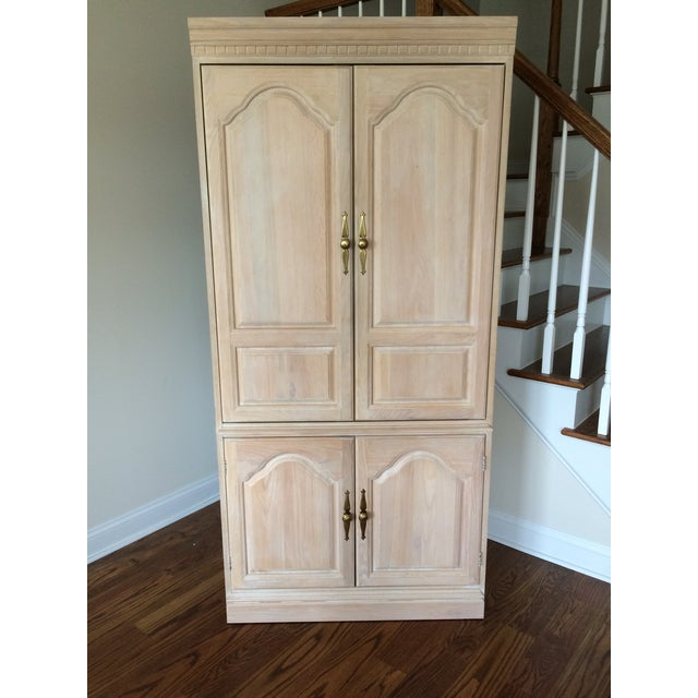 Entertainment Center W/Cabinet Pull Out Drawers - Image 2 of 4