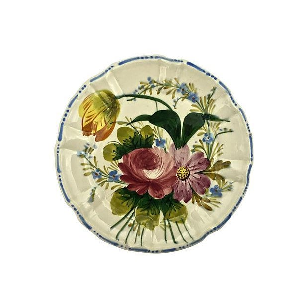 Italian Cake & Dessert Plates- Set of 5 - Image 7 of 9