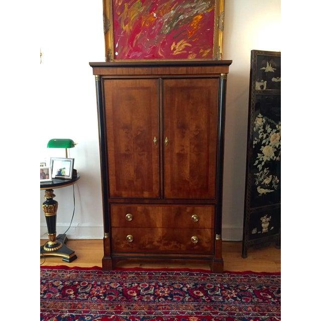 Century Furniture Biedermeier Armoire - Image 2 of 8