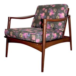 Mid-Century Danish Modern Club Chairs - A Pair