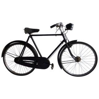 1949 Raleigh English Bicycle