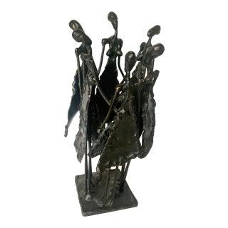 Females Brutalist Sculpture