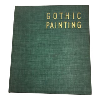 Gothic Painting Classic Skira by Dupont and Gnudi