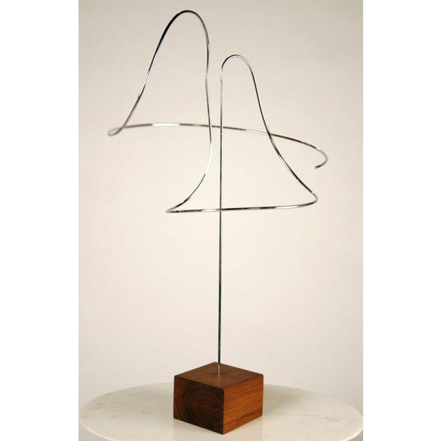 Kinetic Sculpture by Don Conrad - Image 7 of 10