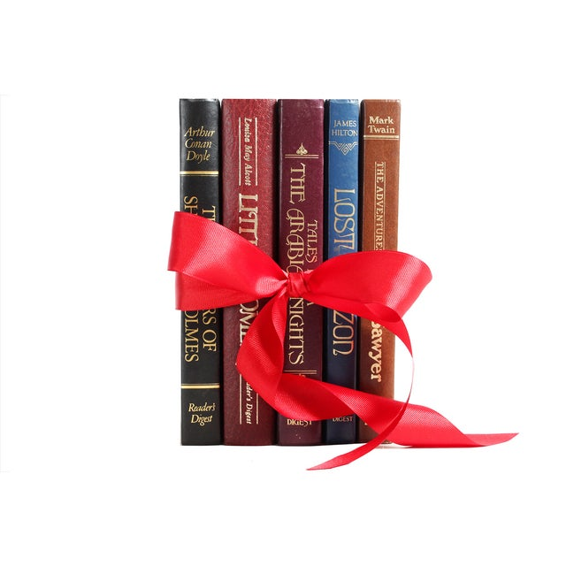 Vintage Classic Books Gift Set - Image 2 of 3