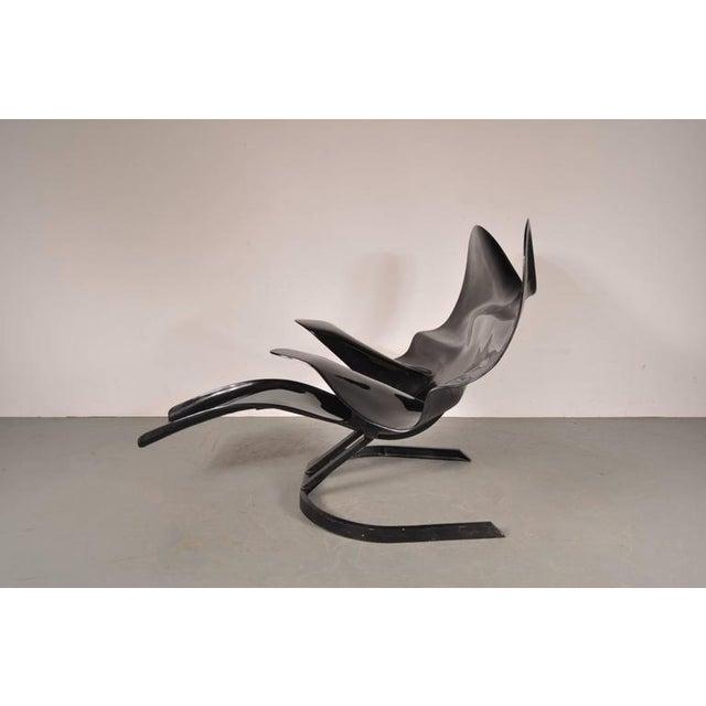 Image of Elephant Lounge Chair by Bernard Rancillac, France, 1985